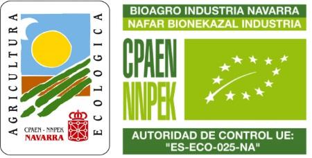 Producto ecologico certificado